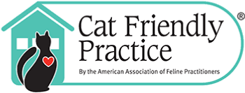 Cat Friendly Practice logo
